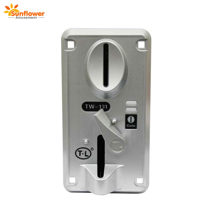 Quality parts coin acceptor peso philippine,coin acceptor with change