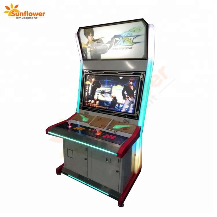 Video arcade fight joystick,fighting game machine game console