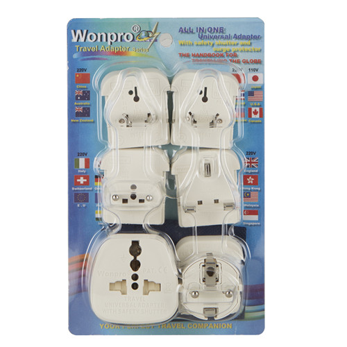 factory price  newest PRO1 OAST universal travel adaptor OAST-SERIES manufacture