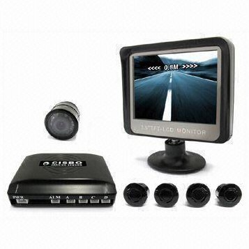 Wireless Video Parking Sensor with 3.5 TFT-LCD Screen