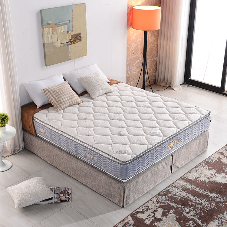 chinese factory directly sell 5 star hotel foam mattresses with pocket spring