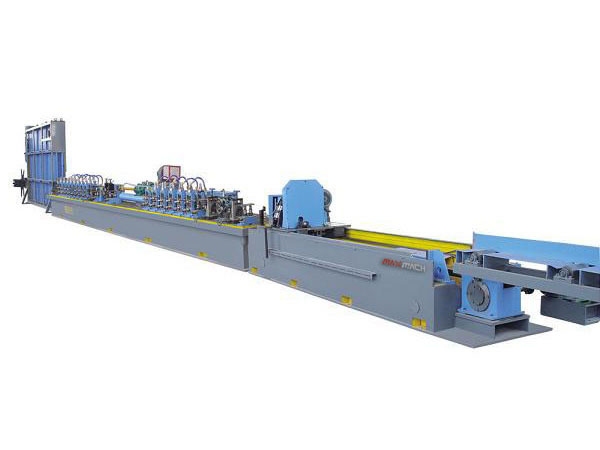 Φ7-16mm steel pipe machine