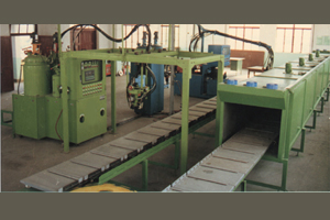 Ring Shaped Conveying Line