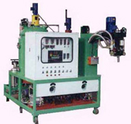 High Temperature Elastomer Dispensing Machine