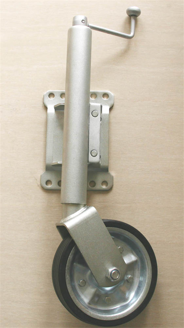 jockey wheel - 8 with swing away bracket