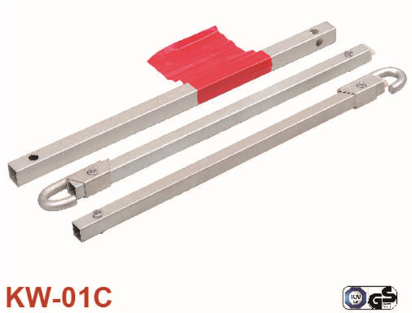 2 Ton Steel Towing Bar GS certificate