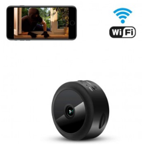 Hidden Camera WiFi P2P Mini Wireless Indoor Home Nanny Cam Security Cameras