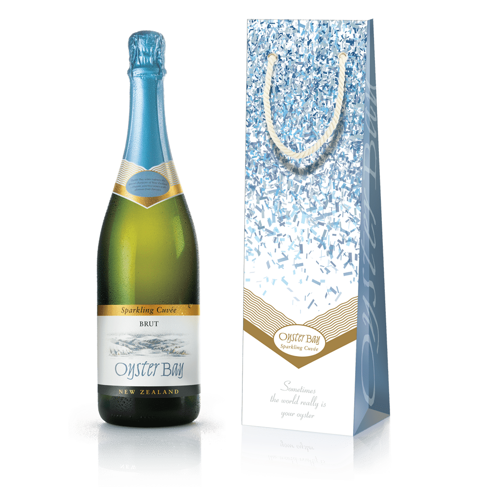 Buy Oyster Bay Sparkling Cuvee Brut 75cl 750ml / 12%