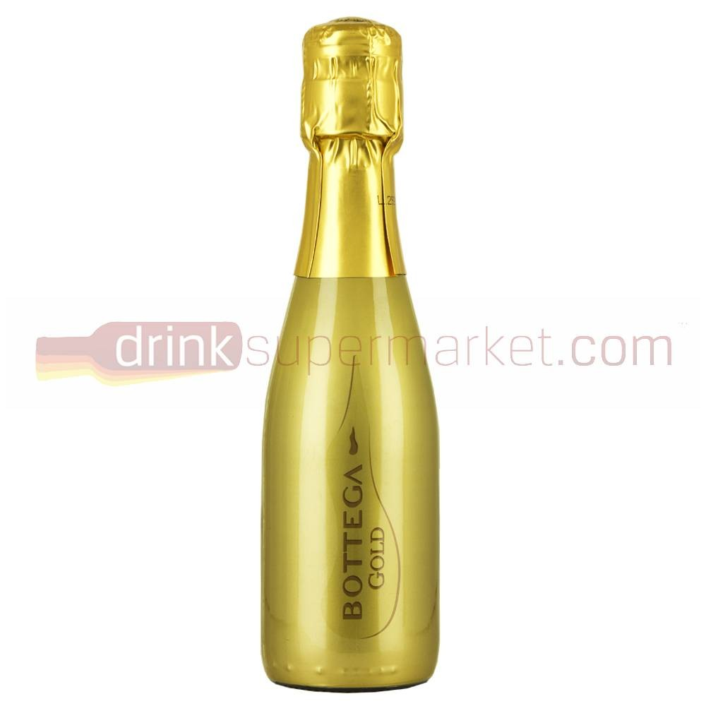 Bottega Gold Prosecco 20cl 200ml / 11%