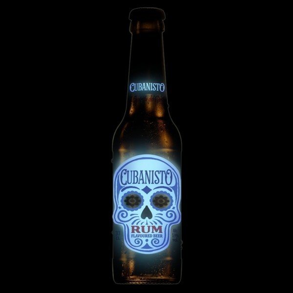 Cubanisto Rum Beer 24x 330ml Rum Flavoured Beer 24x 330ml / 5.9%