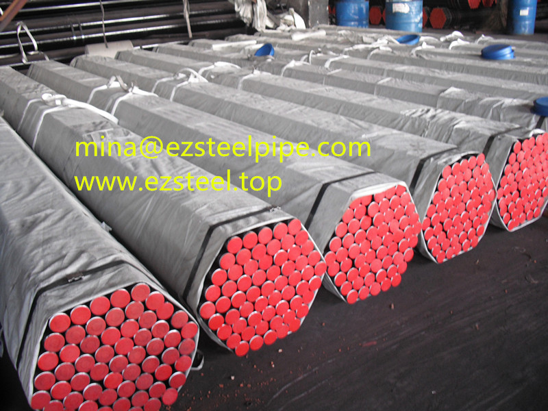ASTM A192 Carbon Steel Seamless Boiler Tubes