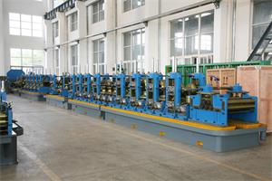 Industrial Stainless Steel Pipe Making Machine