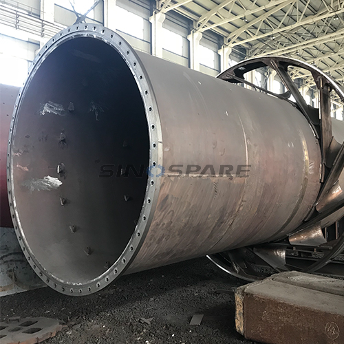 Cement Rotary Drum Dryer