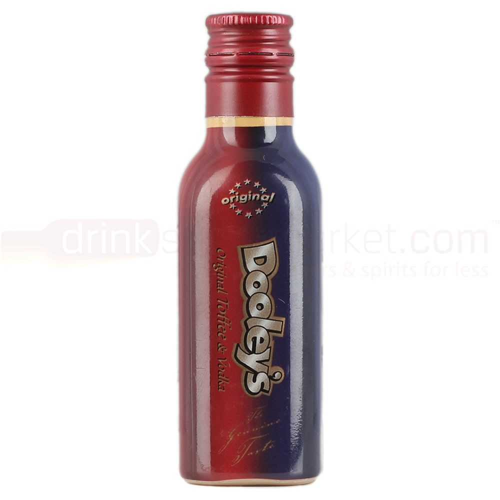 Buy Dooleys Toffee Liqueur 2cl Miniature English Toffee Vodka Liqueur 20ml / 17%