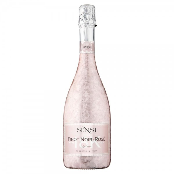 Sensi 18K Gold Pinot Rose Prosecco 75cl 750ml / 11%