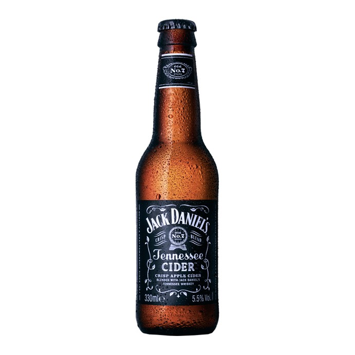 Buy Jack Daniel's Tennessee Cider 330ml Apple Cider Blended With Jack Daniel's Whiskey 330ml / 5.5%