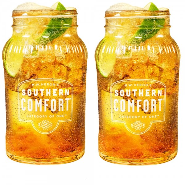 Southern Comfort Whiskey Liqueur 70cl Bourbon & Peach Whisky Liqueur 700ml / 35%