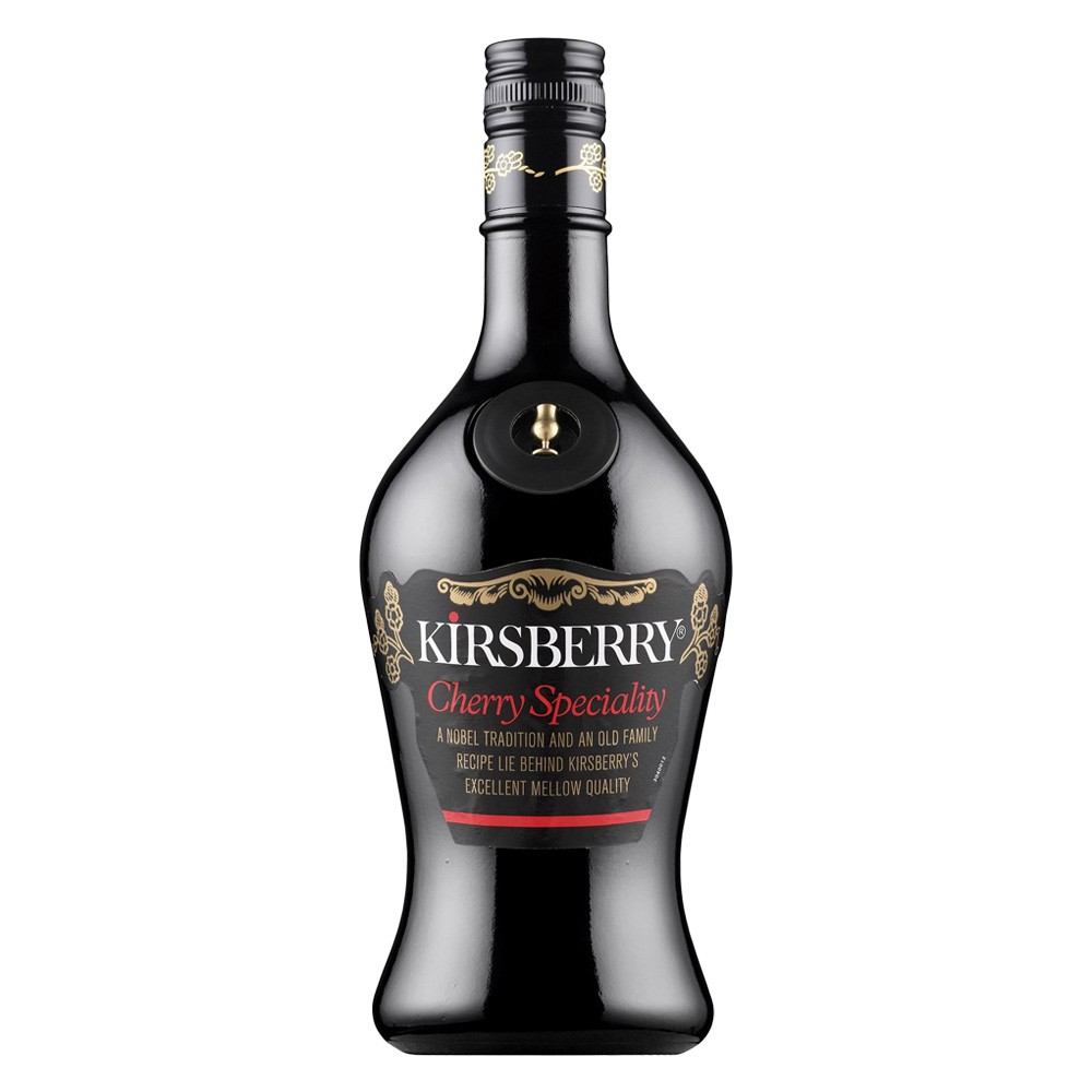 Buy Kirsberry Liqueur 70cl Danish Cherry Flavour Liqueur 700ml / 14.8%