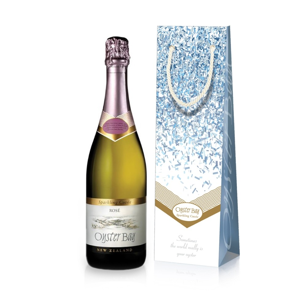 Buy Oyster Bay Sparkling Cuvee Rose 75cl 750ml/ 12%
