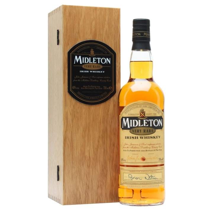 Buy Midleton Very Rare Irish Whiskey 70cl Blended Irish Whiskey 700ml / 40%