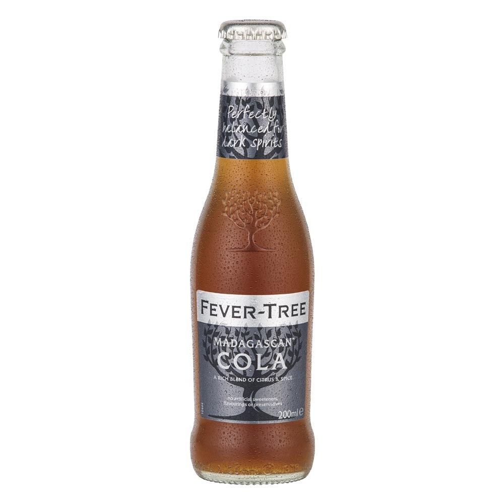 Buy Fever Tree Madagascan Cola 200ml