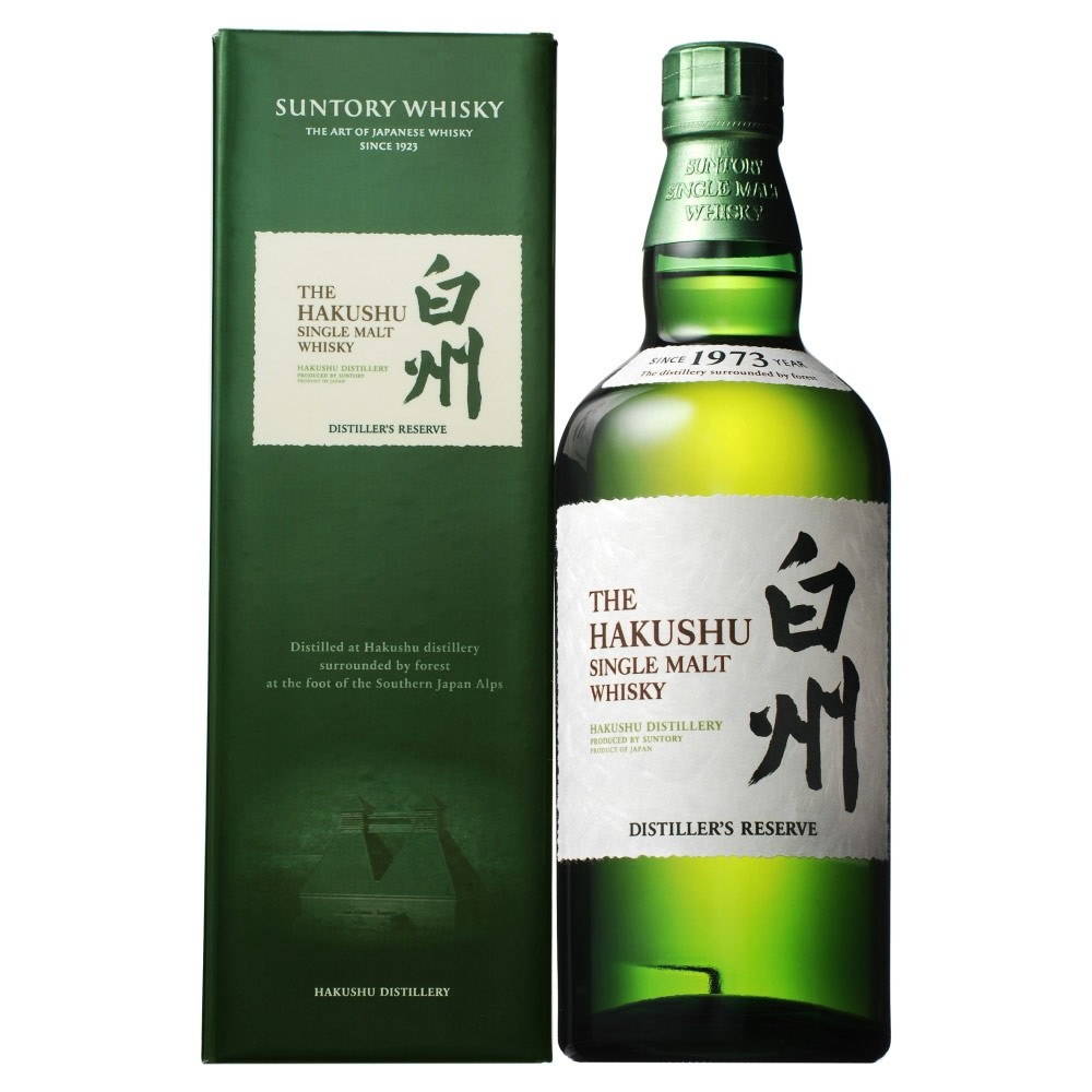 Buy Hakushu Distillers Reserve Japanese Whisky 70cl 700ml