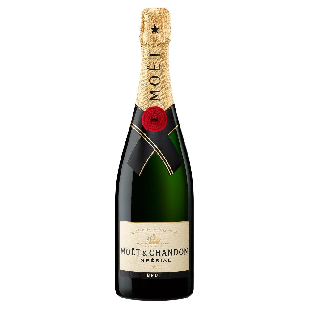 Moet & Chandon Imperial Brut Champagne 75cl 750ml / 12%