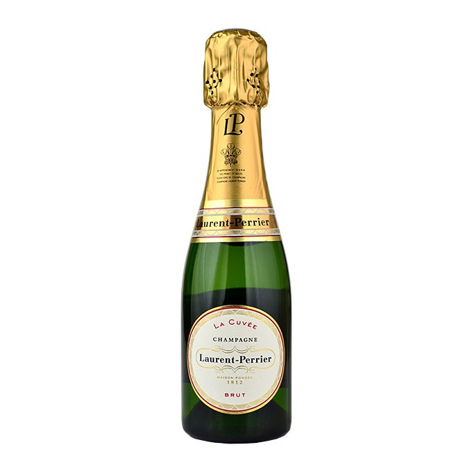 Laurent Perrier La Cuvee Brut Champagne 200ml / 12%
