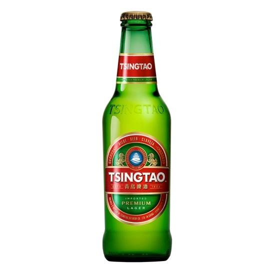 Buy Tsingtao Premium Lager 330ml / 4.8%