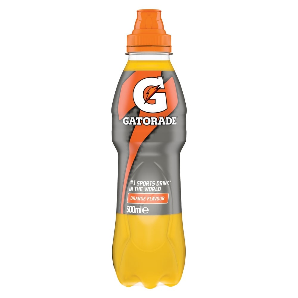 Buy Gatorade Orange Energy Drink 500ml