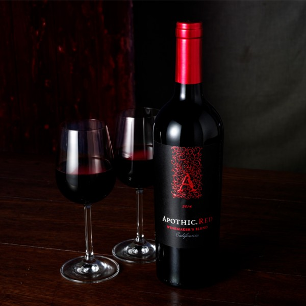 Buy Apothic Red Winemaker's Blend Red Wine 75cl 750ml / 13.5%