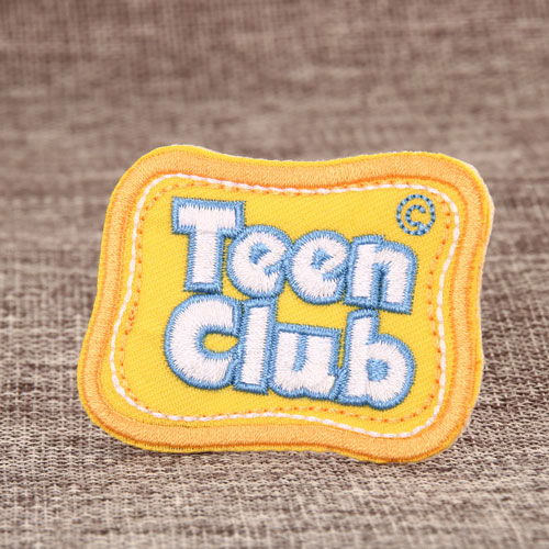 Teen Club Custom Patches