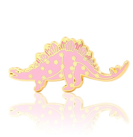 GS-JJ Stegosaurus Dinosaur Cheap Custom Pins