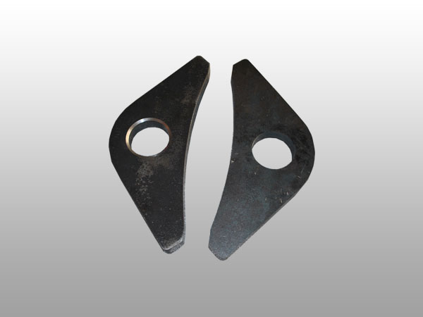 Excavator Metal parts- laser cutting service China