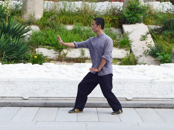 Wonderful  Xingyi Quan Chinese Shaolin kungfu