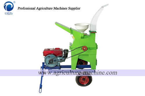 TZY-A Chaff Cutter and Grain Crusher
