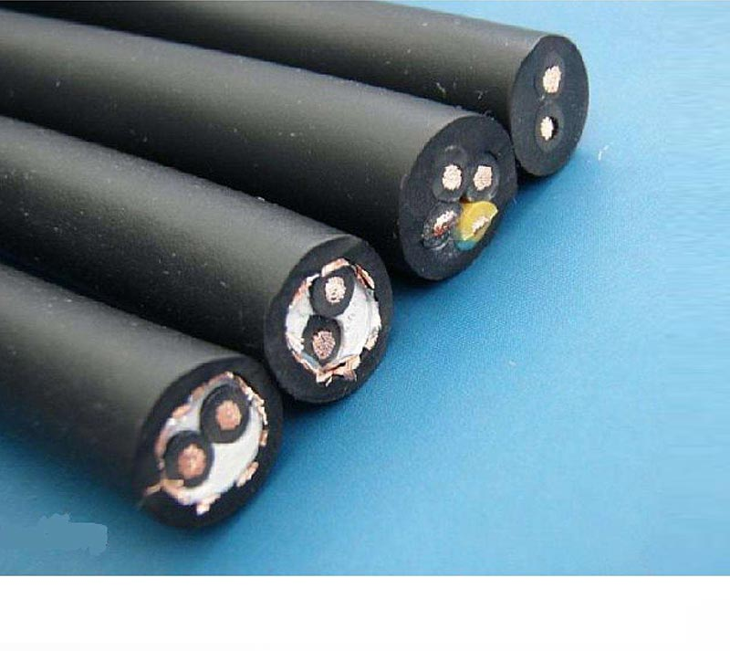 Rated Voltage 450/750 V and Below Rubber Sheathed&Insulated Soft Cable