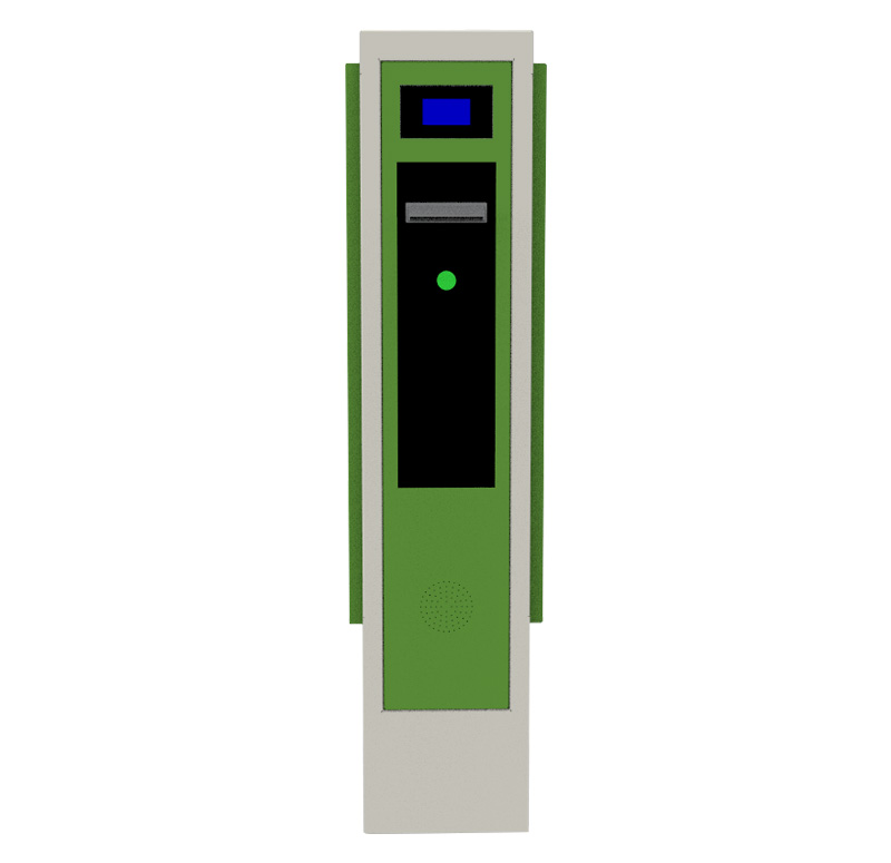 Parking Lot Ticket Dispenser, Parking Ticket Machine, Parking Entry Terminal