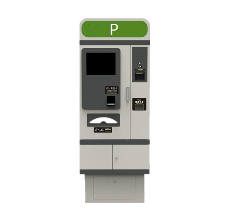 Parking Payment Kiosk, Park Automatic Payment Machine