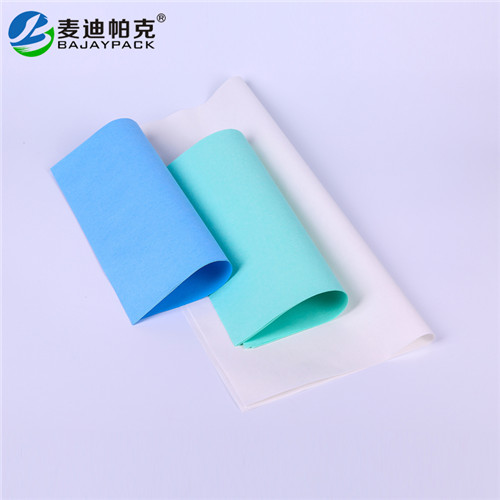 China Heavy wapping sterilization autoclave paper sheet manufacture