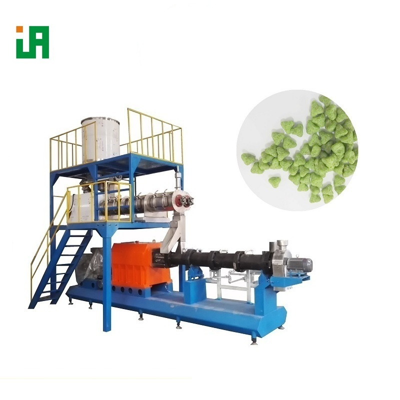 Expanded Dog and Cat Food Extrusion Machine for Sale