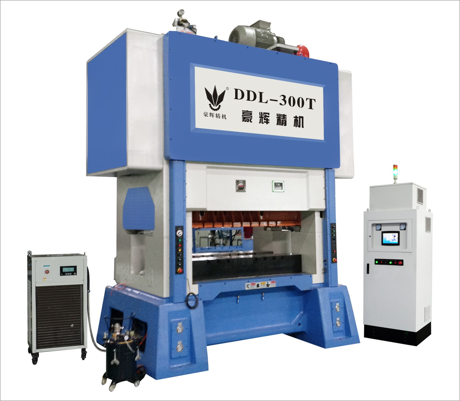 DDL-300T HIGH SPEED STAMPING LINE/ MOTOR CORE STAMPING