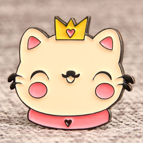 Cat  Custom Pins?