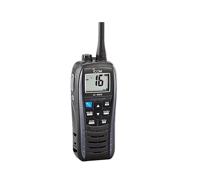IC-M25 Marine Walkie Talkie