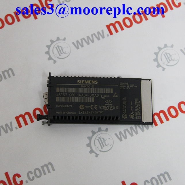 NEW SIEMENS SIMATIC 6ES7194-4BC00-0AA0 IN STOCK