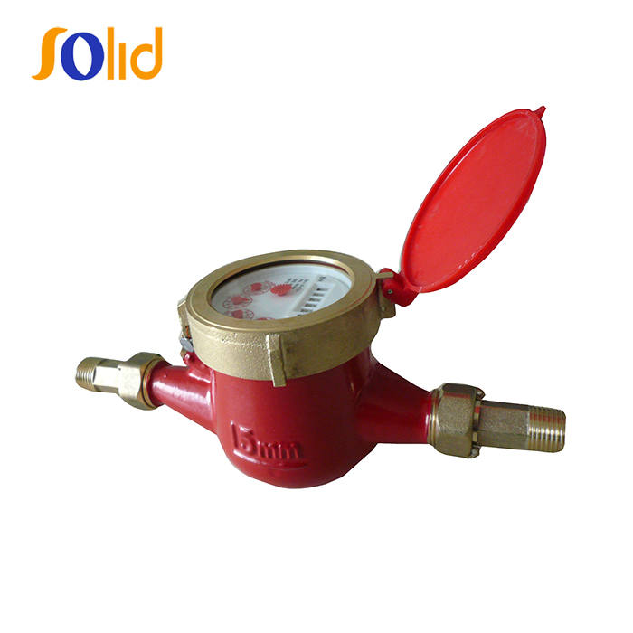 Hot Sale Smart Residential Prepaid Water Meter with IC Card