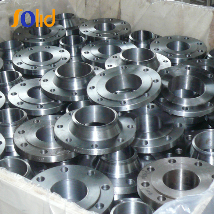 A105 PN16 Forged Carbon Steel din Standard Flanges