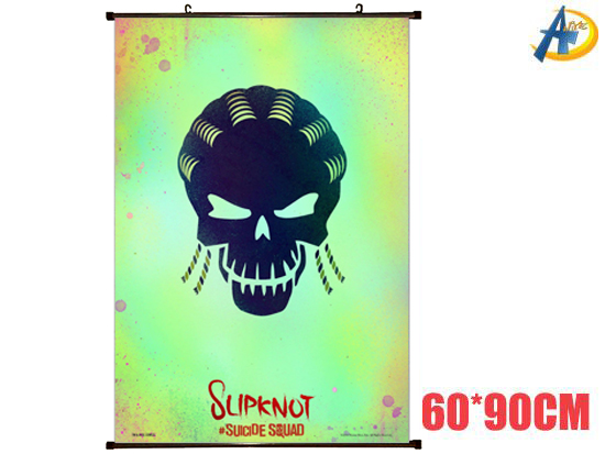 Suicide Squad movie Wallscroll,anime products wholesale,Wholesale anime
