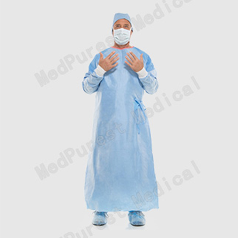 Poly-Reinforced Specialty Surgical Gown