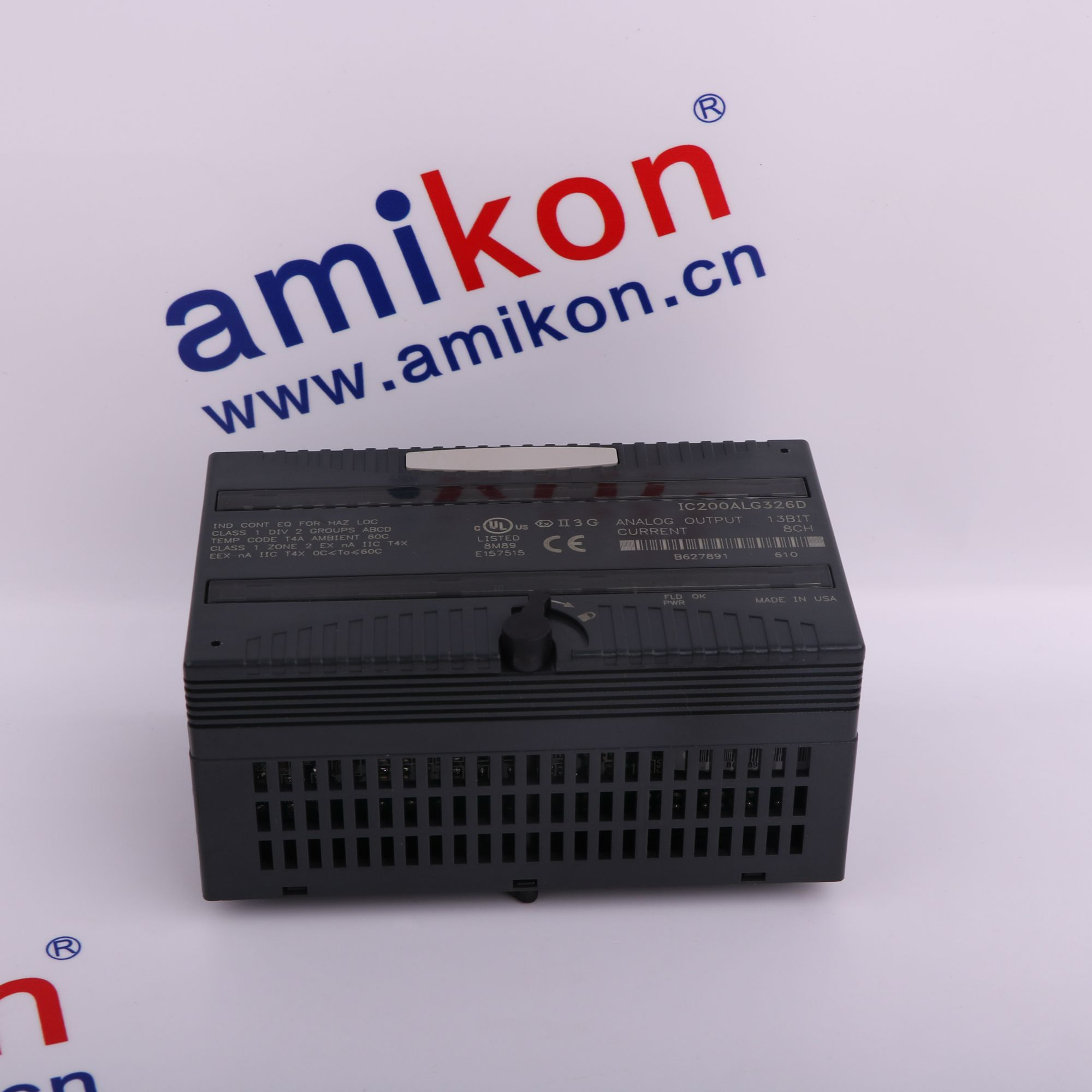GE IC697PCM711  mail to :  sales3@amikon.cn